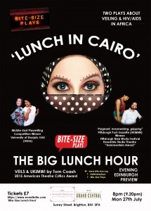 Bite-Size Lunch Hour - Preview A5 Flyer copy